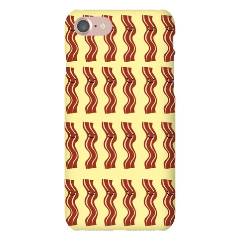 Bacon Pattern Phone Case