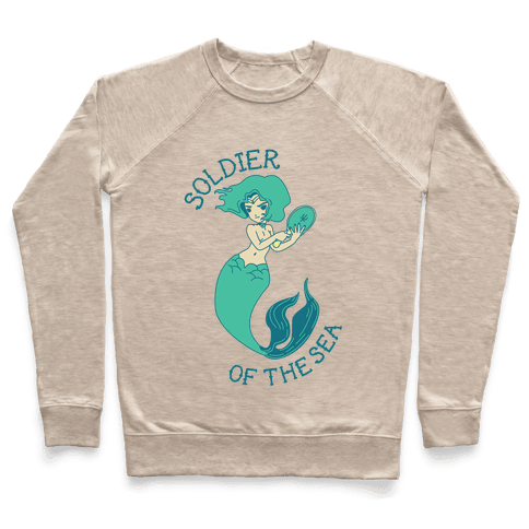 Soldier of the Sea Pullover