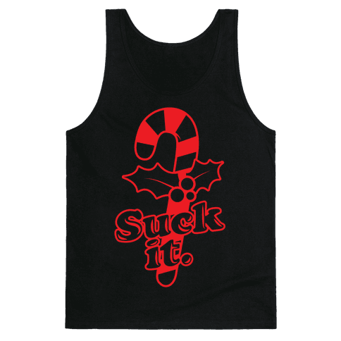 Suck It! Tank Top
