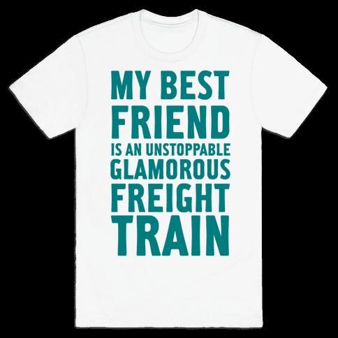 Glamorous Freight Train