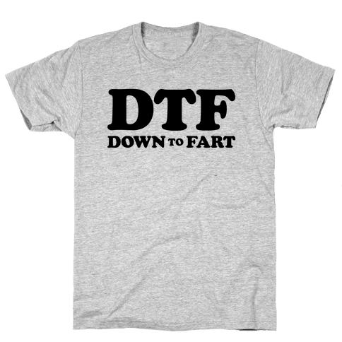 Down To Fart Mens T-Shirt