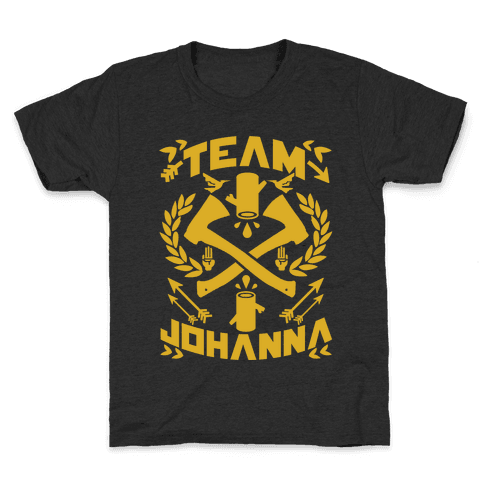 Team Johanna Kids T-Shirt