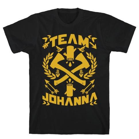 Team Johanna Mens T-Shirt