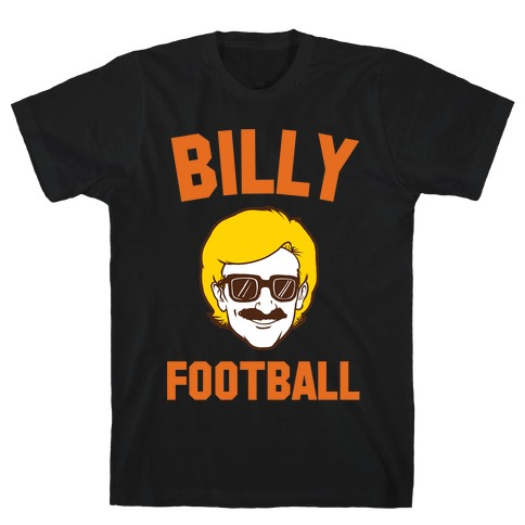 Billy Football T-Shirt