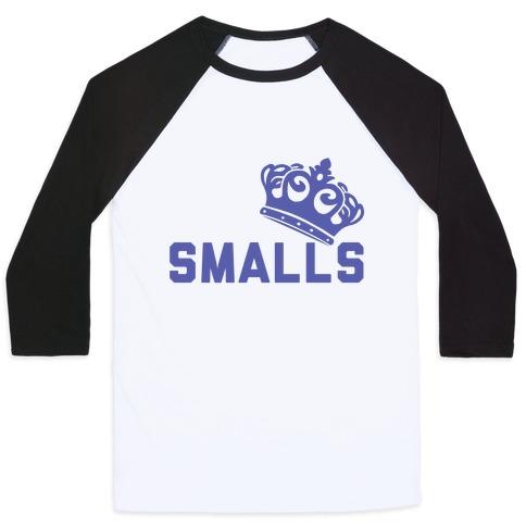Smalls Baseball Tee