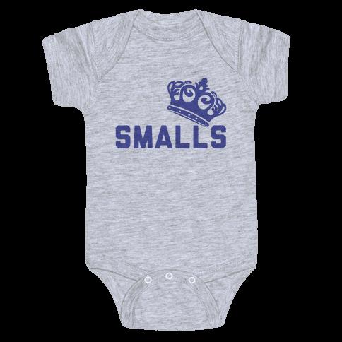 Smalls Baby Onesy