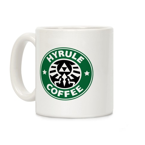 Hyrule Coffee Coffee Mug