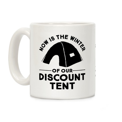 Discount Tent Coffee Mug
