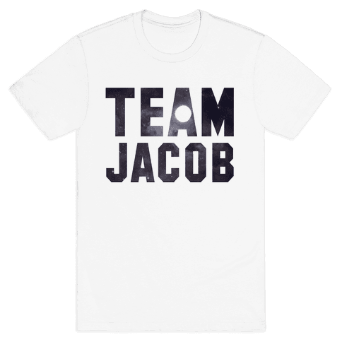 Team Jacob Mens T-Shirt