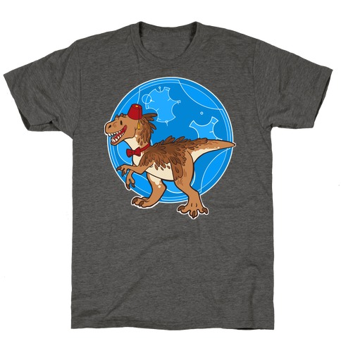 Dinosaur Doctor Who T-Shirt