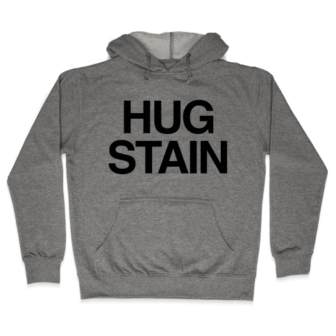 Hug Stain Hooded Sweatshirt