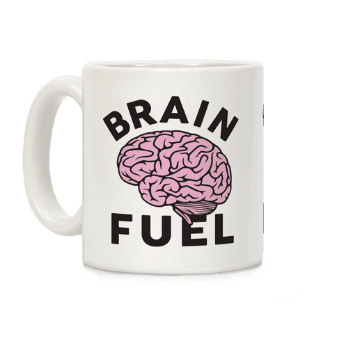 Brain Fuel Coffee Mug