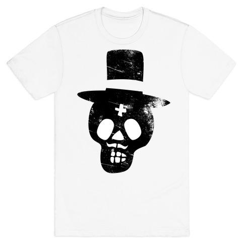 Sugar Skull Groom T-Shirt