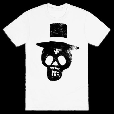 Sugar Skull Groom