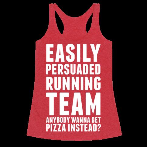 Easily Persuaded Running Team