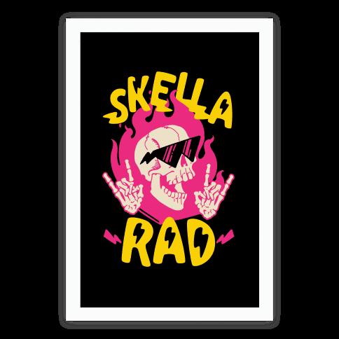 Skella Rad Poster