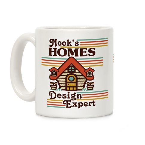 Nook's Homes Design Expert Coffee Mug