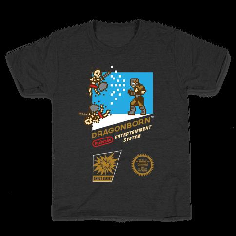 Dragon Born Kids T-Shirt