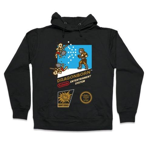 Dragon Born Hooded Sweatshirt