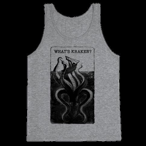 What's Kraken? Tank Top