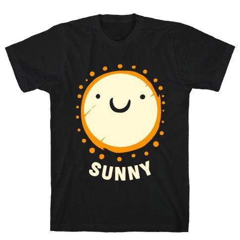 Sun & Grumpy Cloud (Part 2) T-Shirt