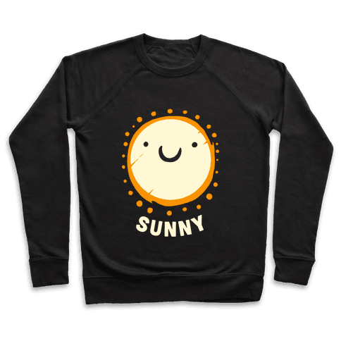 Sun & Grumpy Cloud (Part 2) Pullover