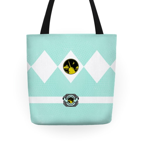 Narwhal Power Ranger Tote