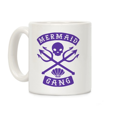 Mermaid Gang Coffee Mug