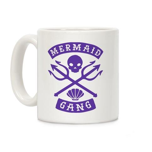 Mermaid Gang Coffee Mug