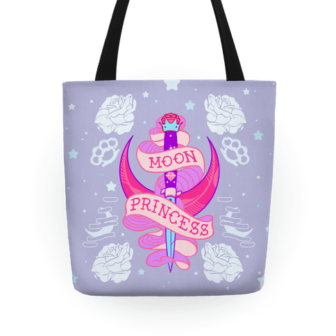 Moon Princess Tote