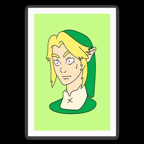 Link Face Parody