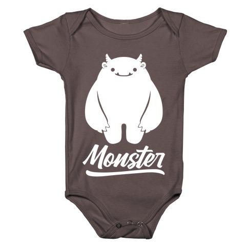 Monster Baby Baby Onesy