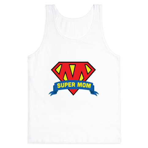 Super Mom Tank Top