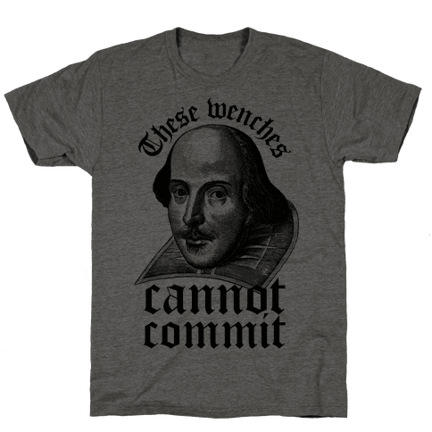 These Wenches Cannot Commit