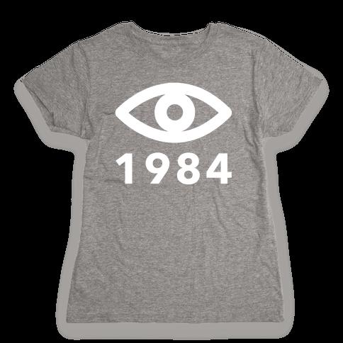1984: Always Watching Womens T-Shirt