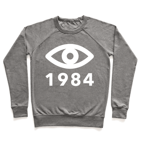 1984: Always Watching Pullover