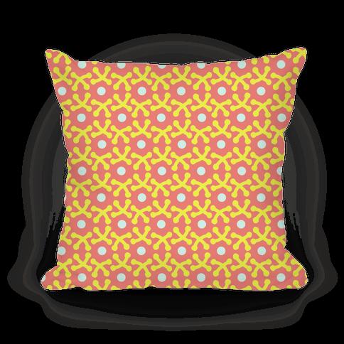 Orange Crafters Stitch Pattern