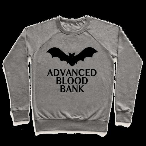 Vampire Advanced Blood Bank Pullover