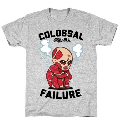 Colossal Failure Parody T-Shirt