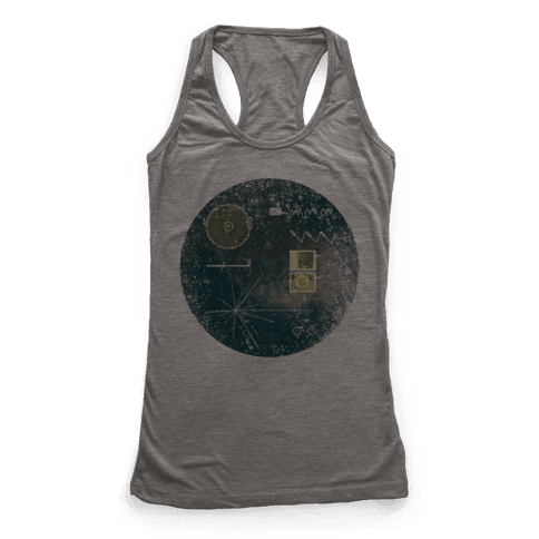 Sounds Of Earth Racerback Tank Top