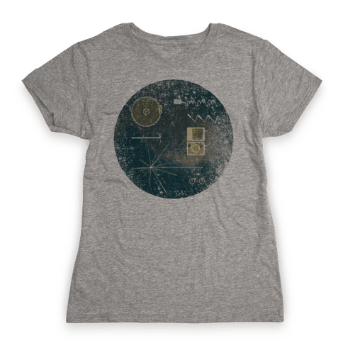 Sounds Of Earth Womens T-Shirt