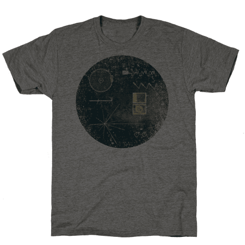 Sounds Of Earth Mens T-Shirt
