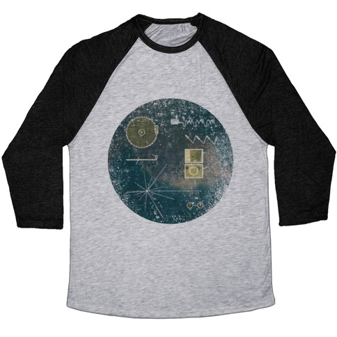 Sounds Of Earth Baseball Tee