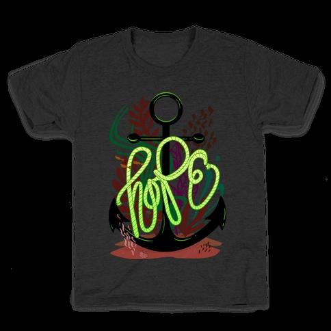 Hope (Deep Sea) Kids T-Shirt