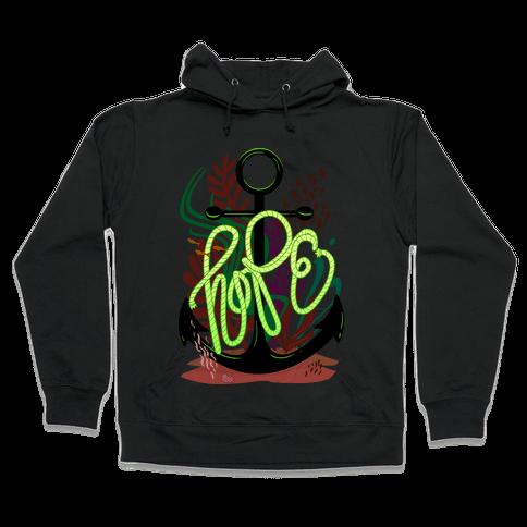 Hope (Deep Sea) Hooded Sweatshirt