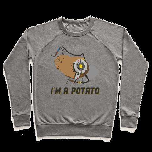 GLaDOS Potato Pullover
