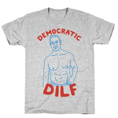 Democratic Dilf T-Shirt