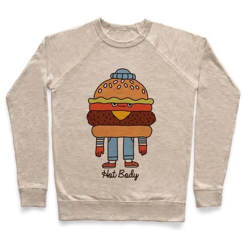 Hot Body Pullover