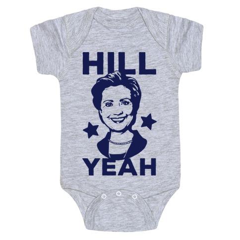 Hill Yeah Baby Onesy