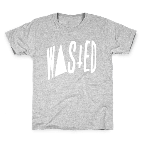 Wasted Kids T-Shirt
